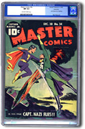 Master Comics Superman