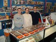 Paradise Comics showing of the Dave Sim File Copies