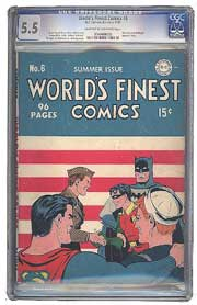 Worlds Finest Comics no. 6