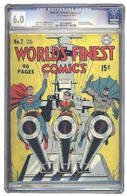 World's Finest Comics No. 7