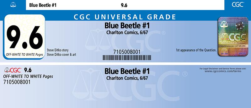Label Description | CGC